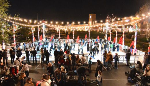Christmas In The Oaks 2019.Holiday Ice Rink At The Lakes At Thousand Oaks To Return