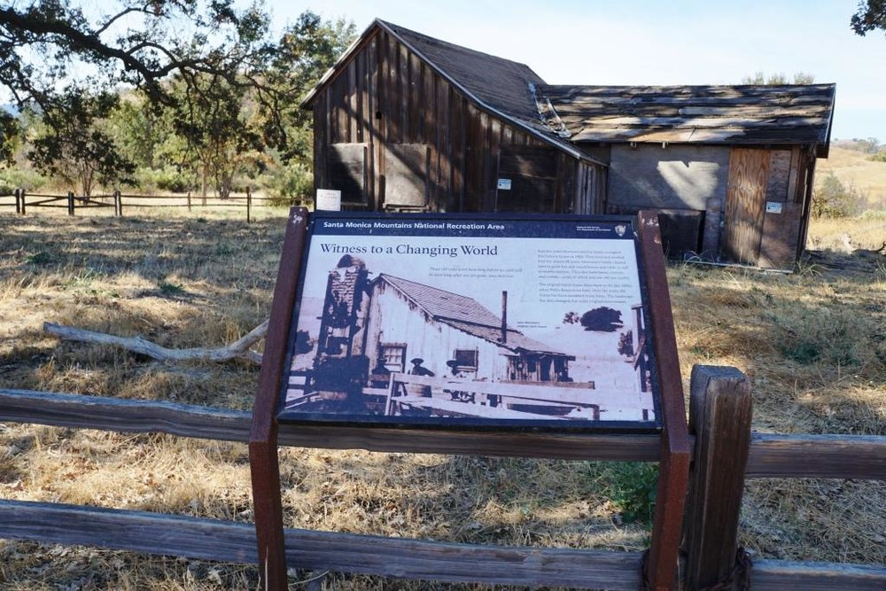 Morrison Ranch House one year ago - November 2017.