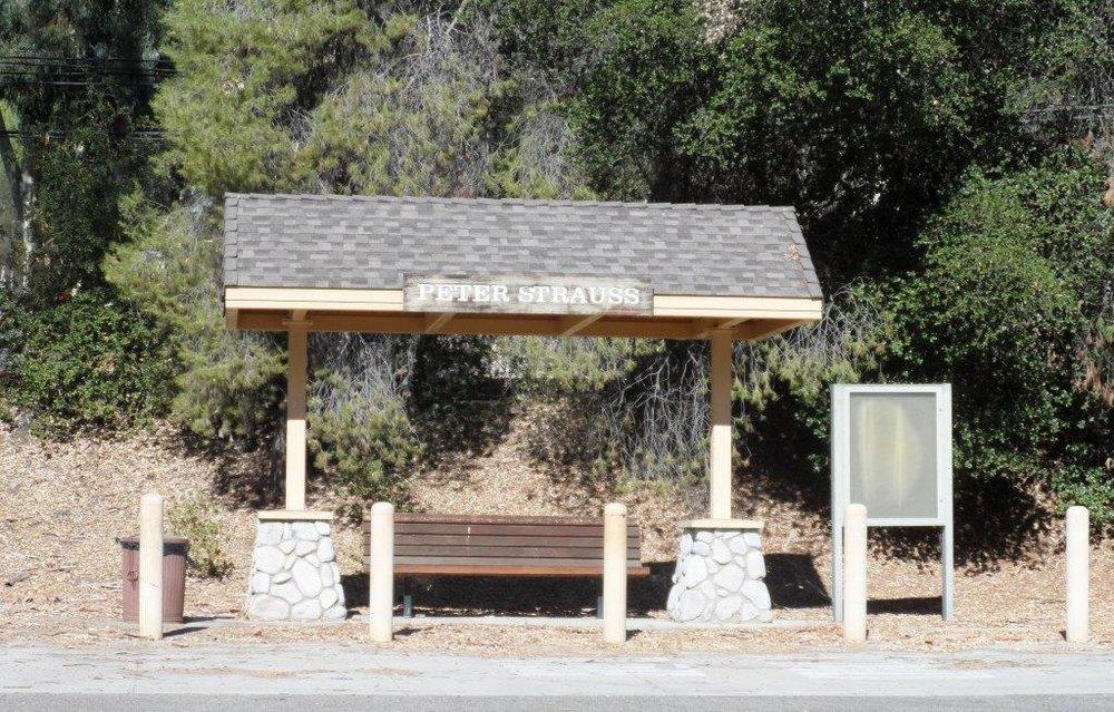 Strauss Ranch Bench.JPG
