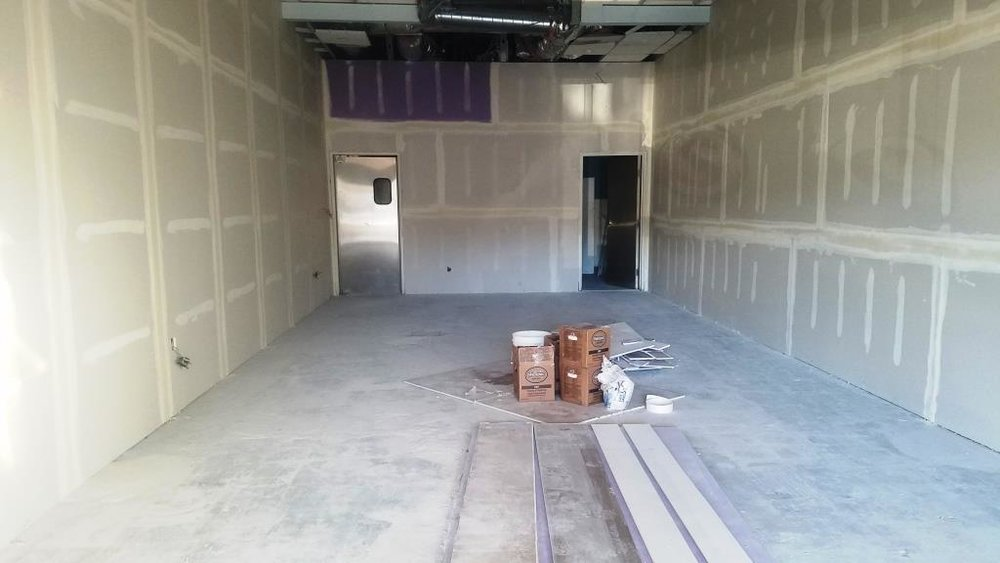 The inside of Shave It Thousand Oaks on December 27th.
