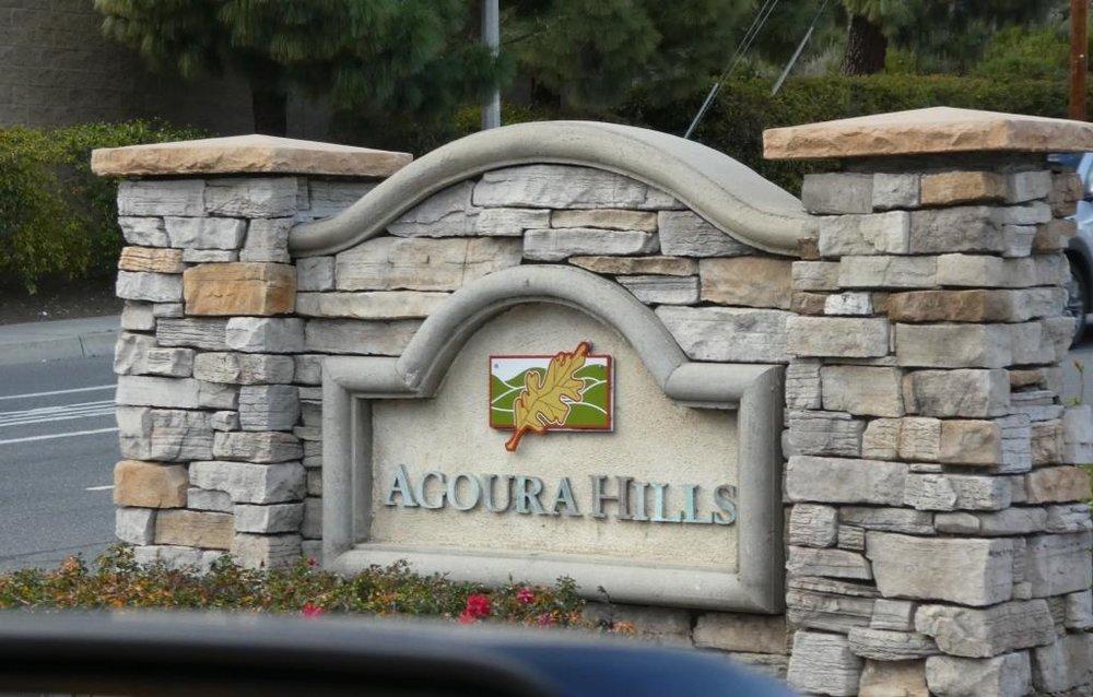 Agoura Hills Sign.JPG