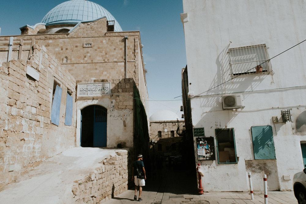 October 11, 2017  SAINT JEAN D'ACRE ISRAEL