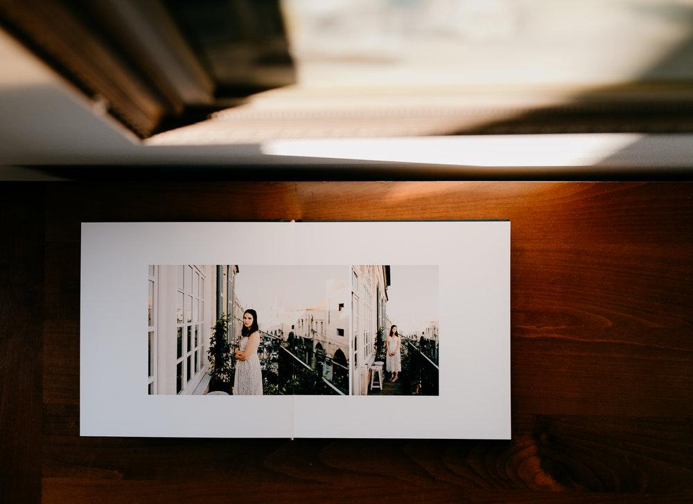 wedding photo album in israel