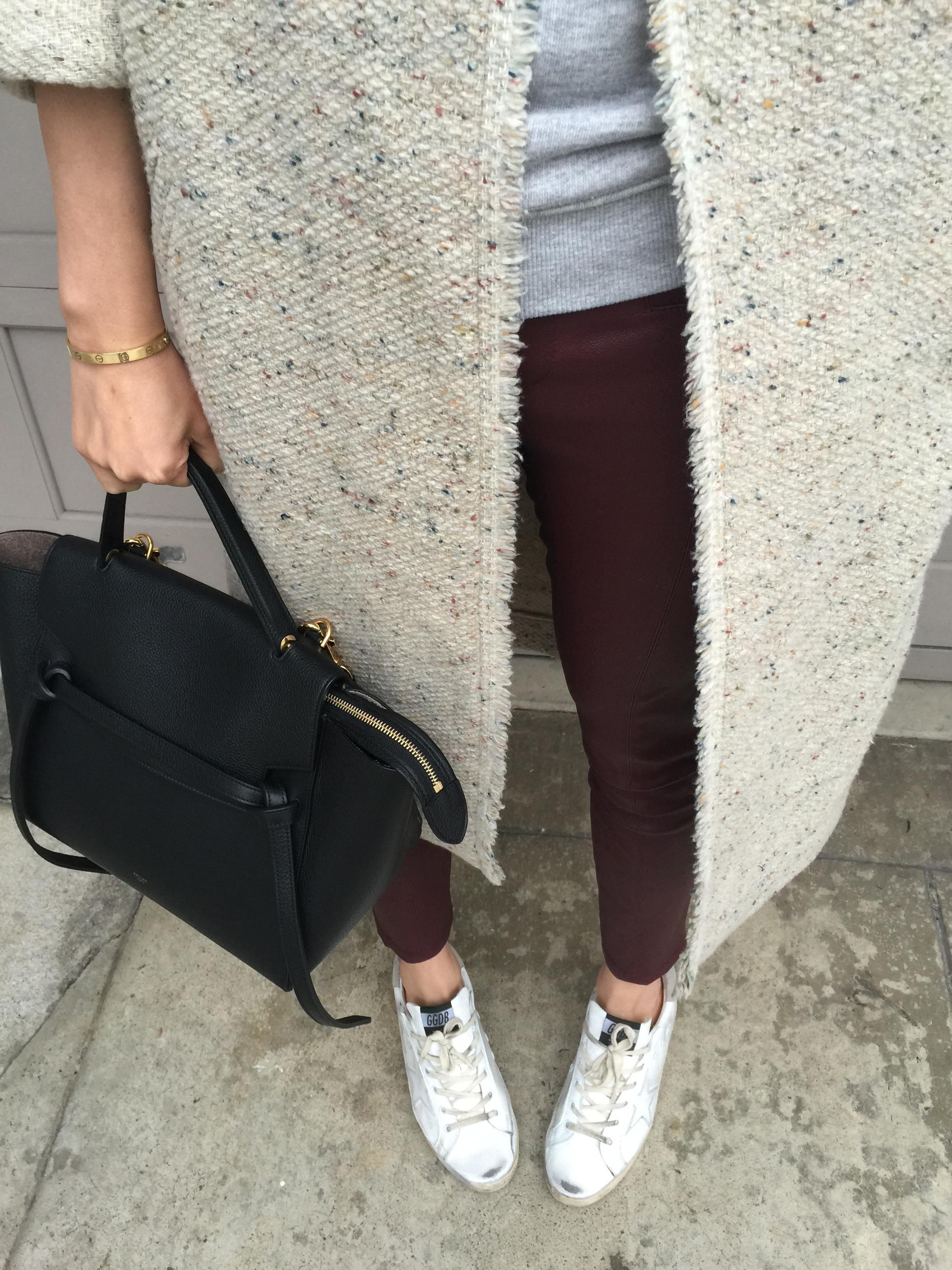 Celine Belt Bag Black