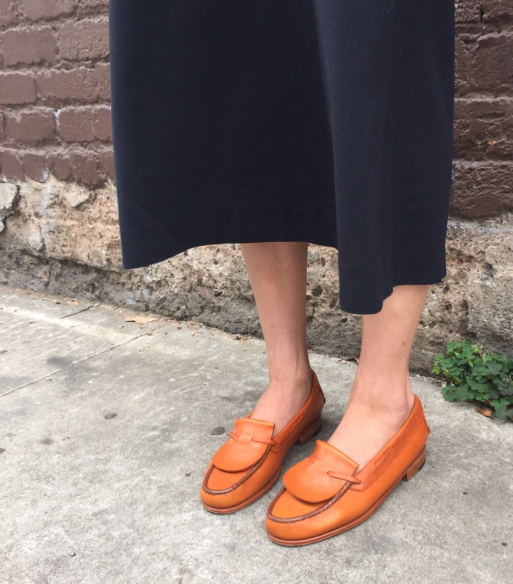martiniano_fernet_loafers_vintage_chanel_skirt
