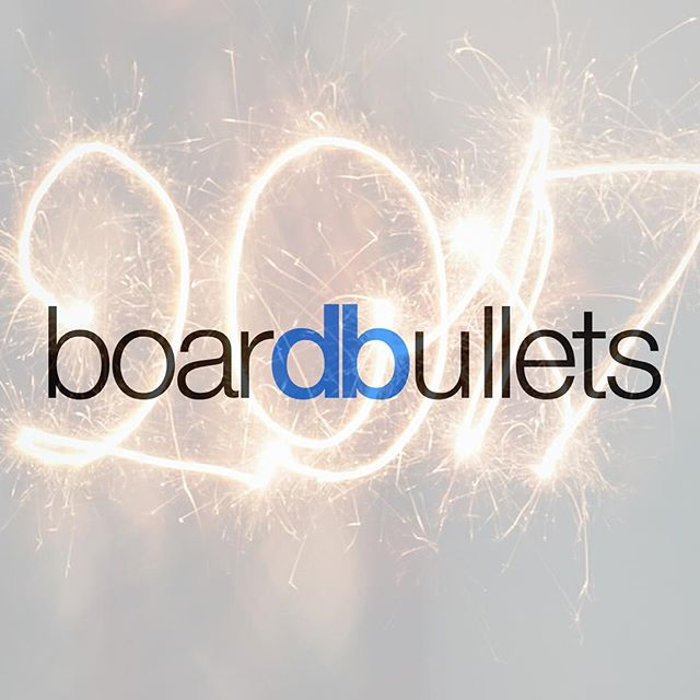 Happy New Year to everyone!! We had an awesome year and we do not plan to slow down in 2017!! New updates and features coming very very soon!! #BoardBullets #BoardBulletsCommunity #BBwords #2017