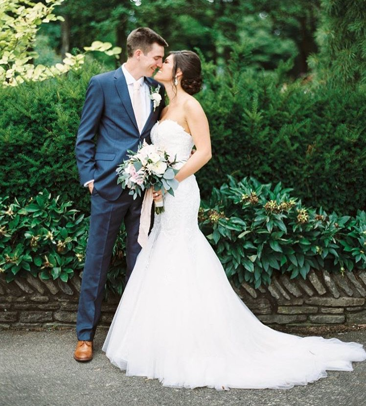 Kelly & Richard | Sweet Summer Garden Affair