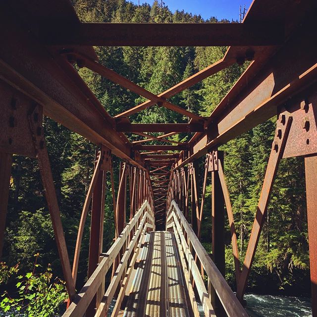 #steelbridge #hikevancouver