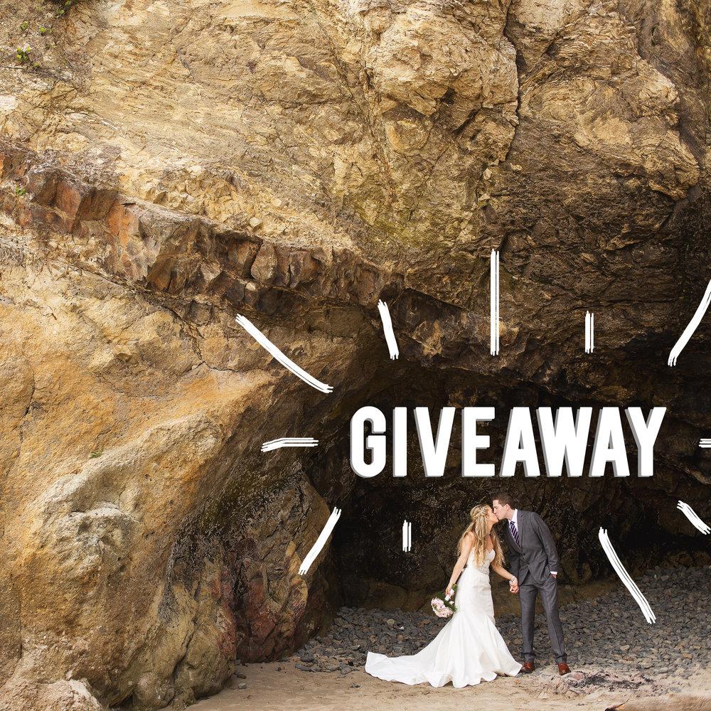 HAwaii Wedding Photographer - wedding giveaway