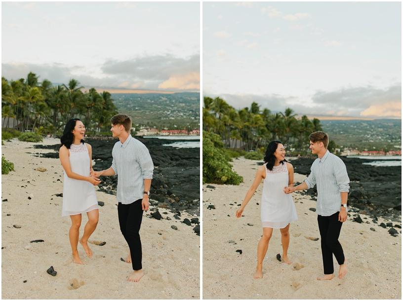 Big Island Engagement Photographer