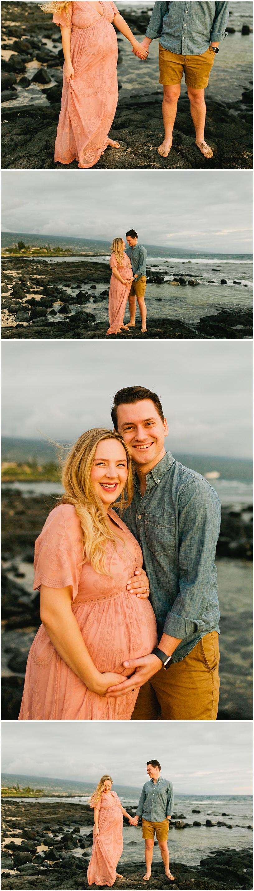 Big Island Beach Photo Session