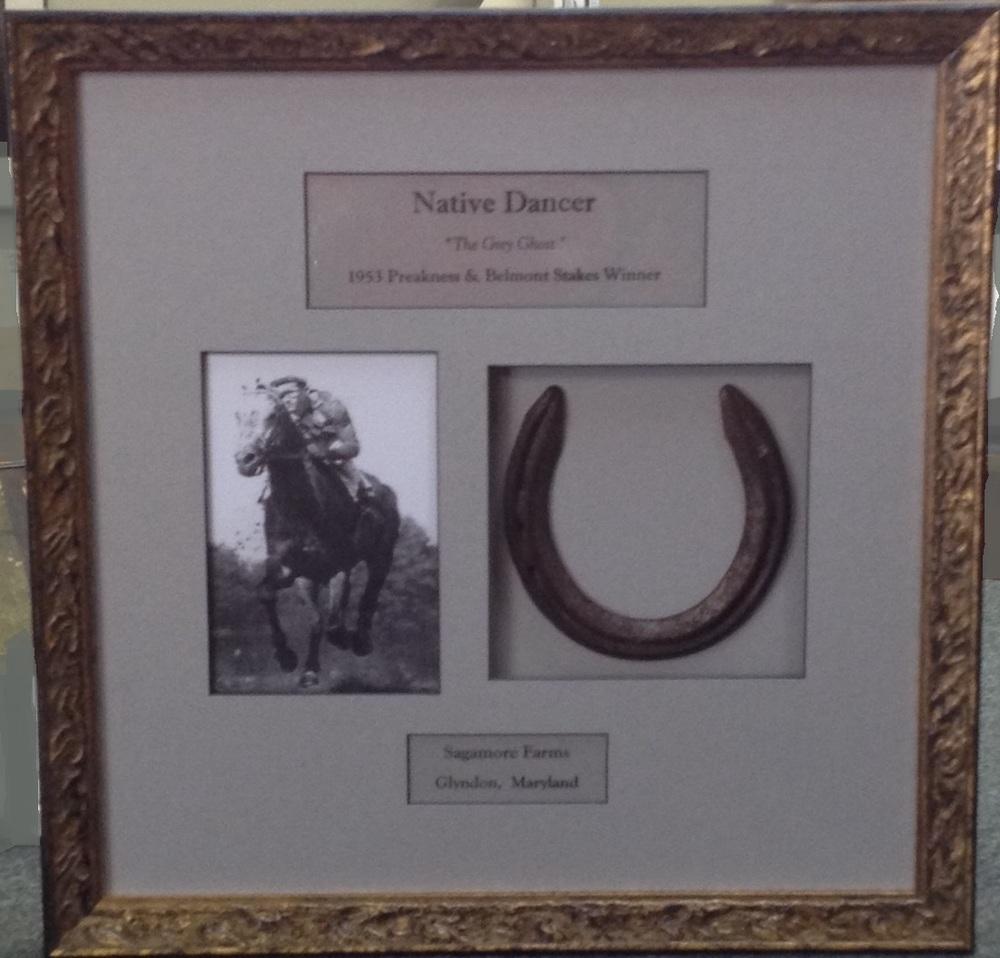 Equestrian Custom Framing