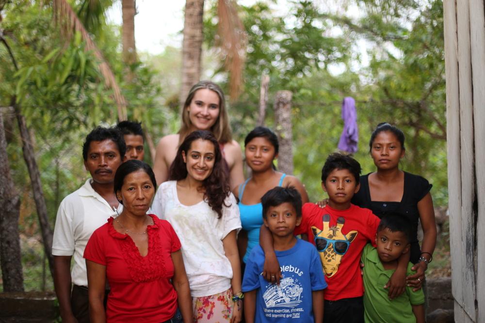 SUPPORT COMMUNITIES IN NICARAGUA