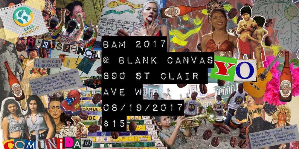 BAM 2017: A BIRRA, ARTE Y MÚSICA EVENT