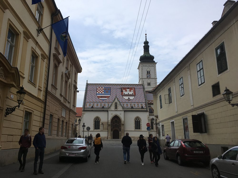 Upper Zagreb
