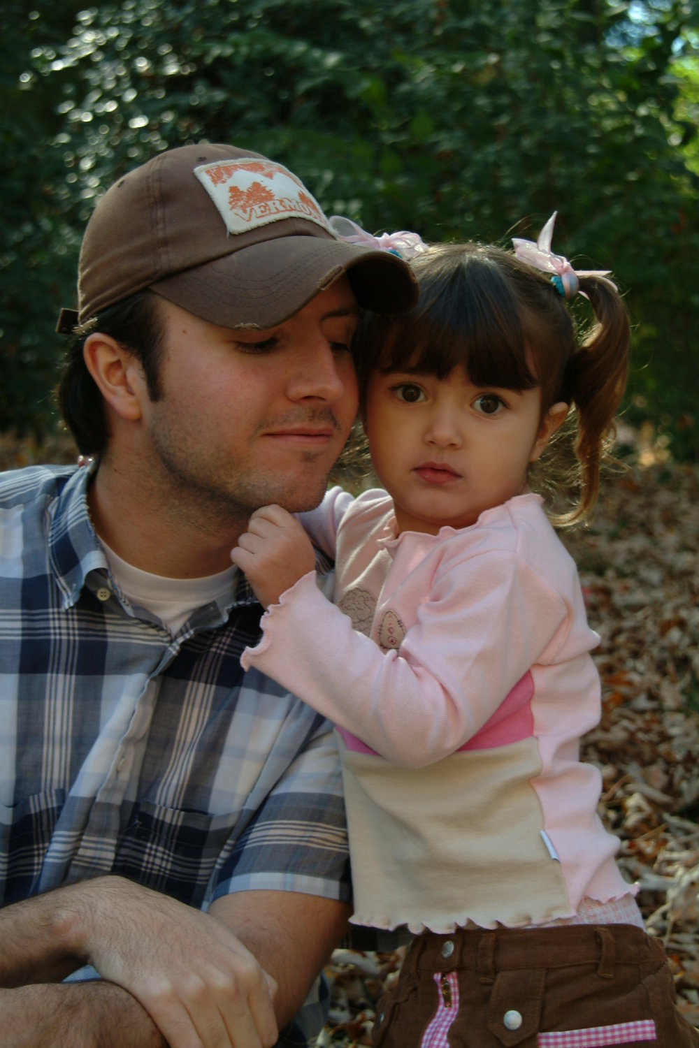 Sweet innocence. (Reston, VA; Oct 2005)