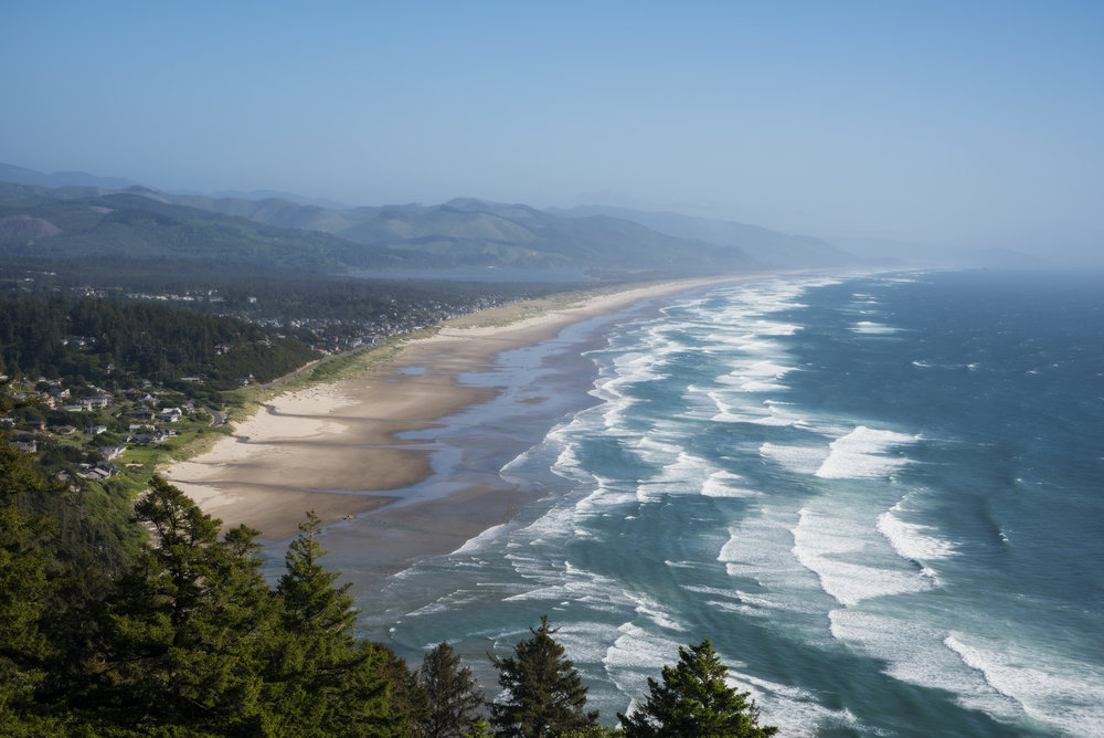 Ahhhhhh. (Manzanita, Oregon; May 2017)