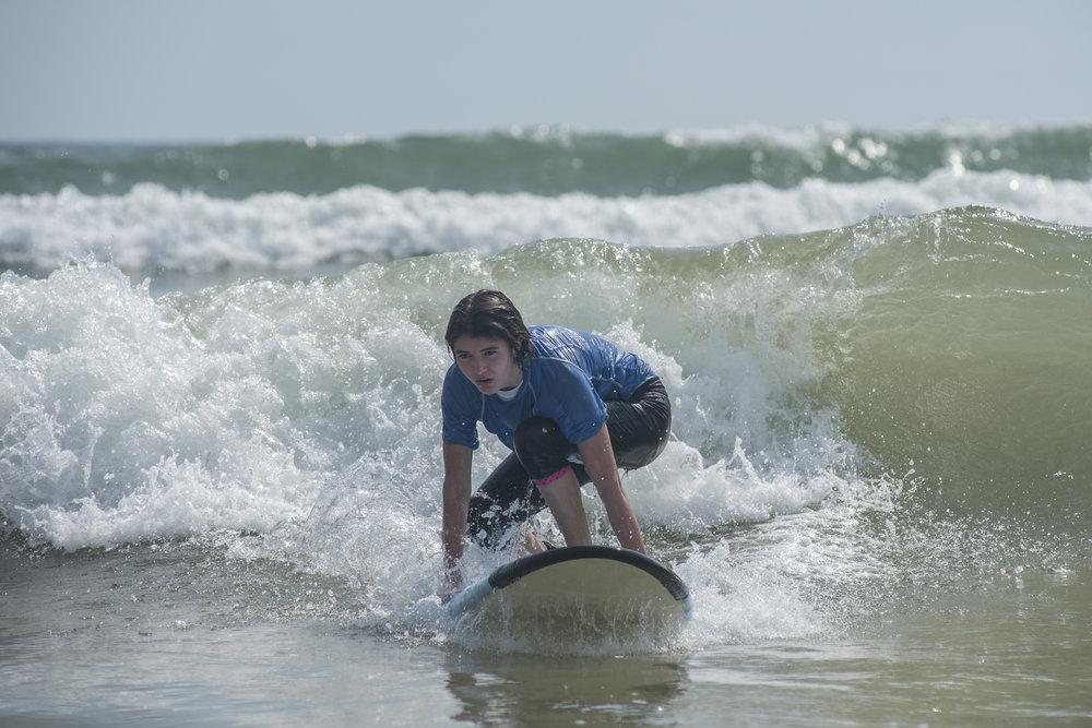 Success in life requires intense focus. (Weligama Bay, Sri Lanka; Jan 2018)