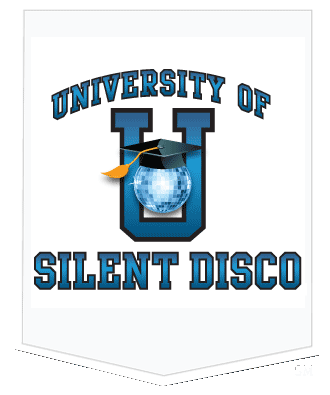 Silent Disco, Headphones Party Rental for Colleges & Universities | University of Silent Disco®