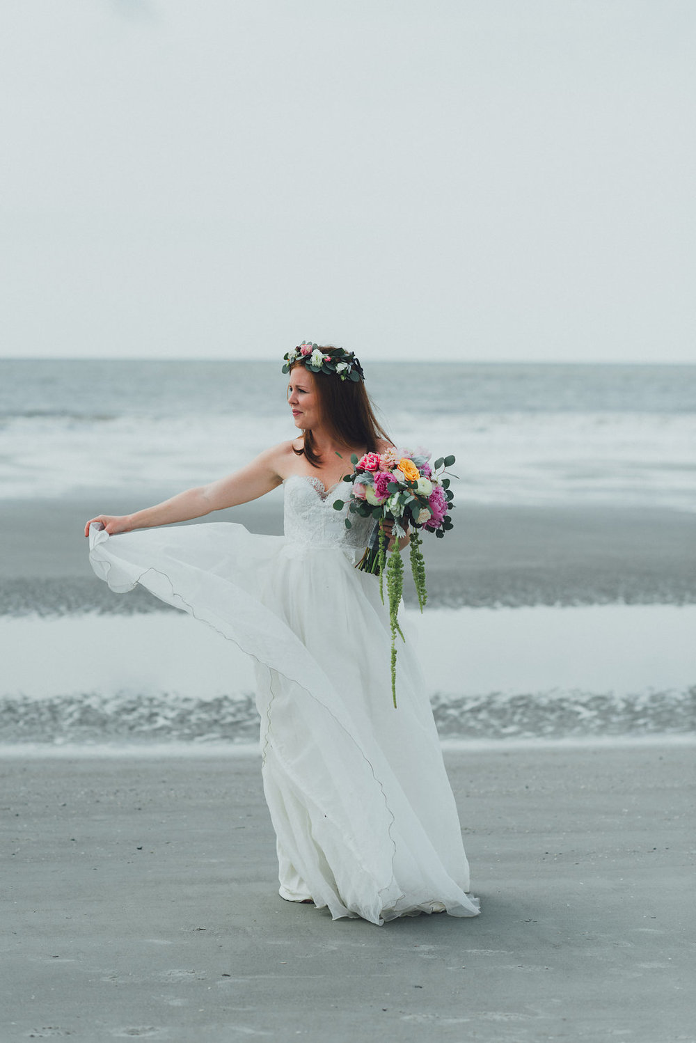 I + B DRESSES: Sarah Seven Marion + Mallory and Justin Photography ...