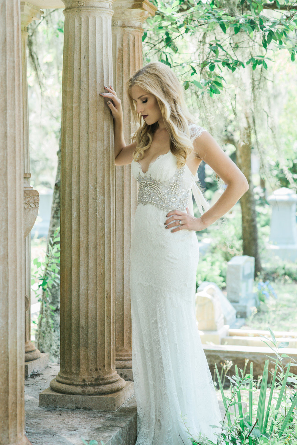 callie-beale-photography-Bonaventure-cemetery-michelle-royal-makeup-cemetery-wedding-ivory-and-beau-wedding-planning-anna-campbell-harper-savannah-bridal-boutique-savannah-wedding-dresses-savannah-weddings-1.jpg