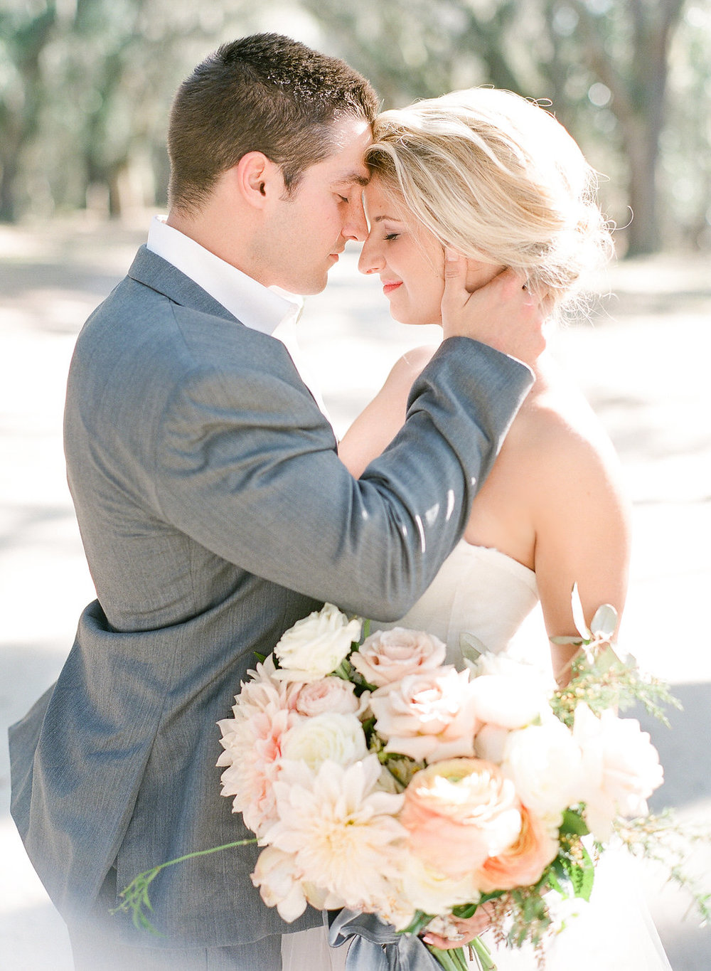 the-happy-bloom-wormsloe-wedding-savannah-wedding-ivory-and-beau-bridal-boutique-savannah-wedding-dresses-savannah-bridal-boutique-georgia-bridal-boutique-design-studio-south-sunset-wedding-blush-by-hayley-paige-candi-1550-blush-wedding-dress-2.jpg