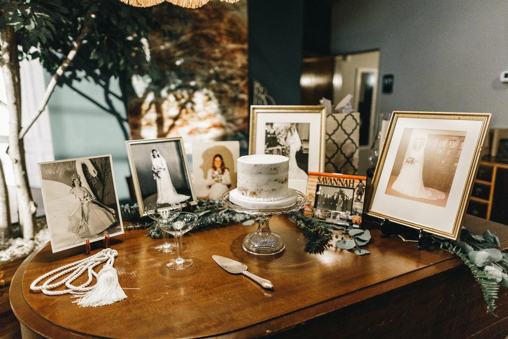 Lulu's Cakes ; Photography:  Mackensey Alexander