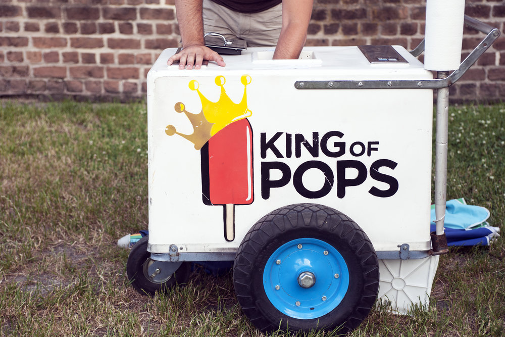 King of Pops; Photography: Jeff & Mollie
