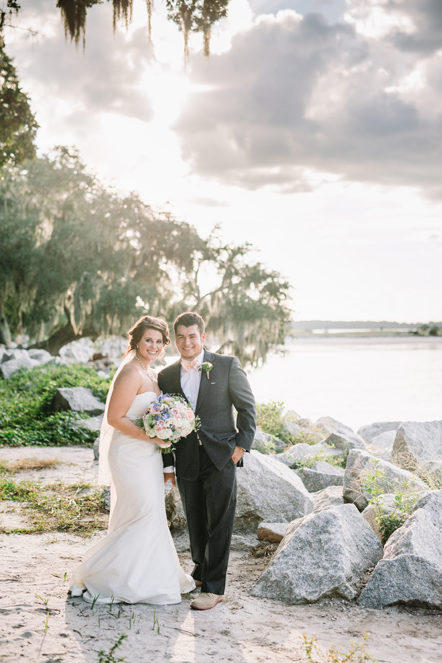 RACHAEL'S CLASSIC NAUTICAL HILTON HEAD WEDDING