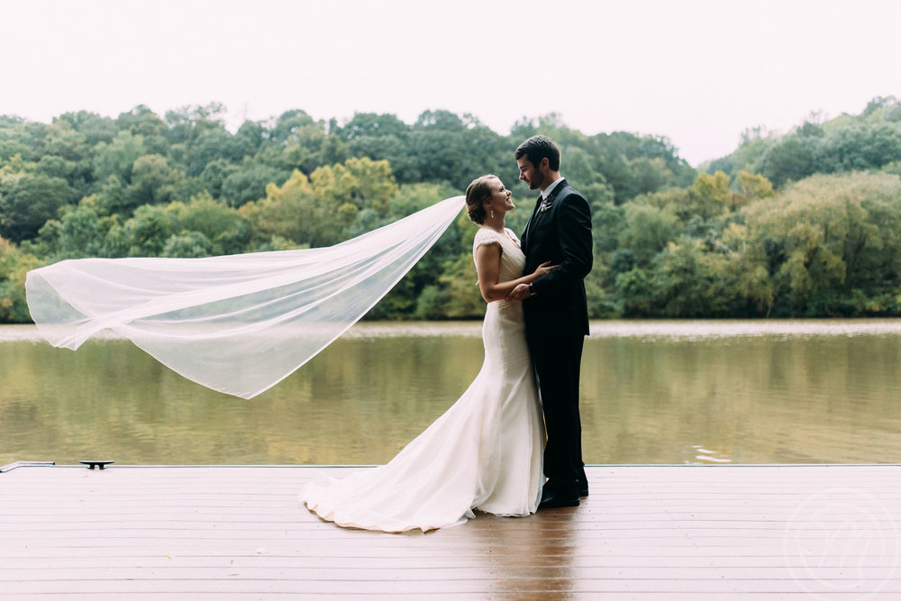MAEGHAN'S FALL DOCKSIDE WEDDING