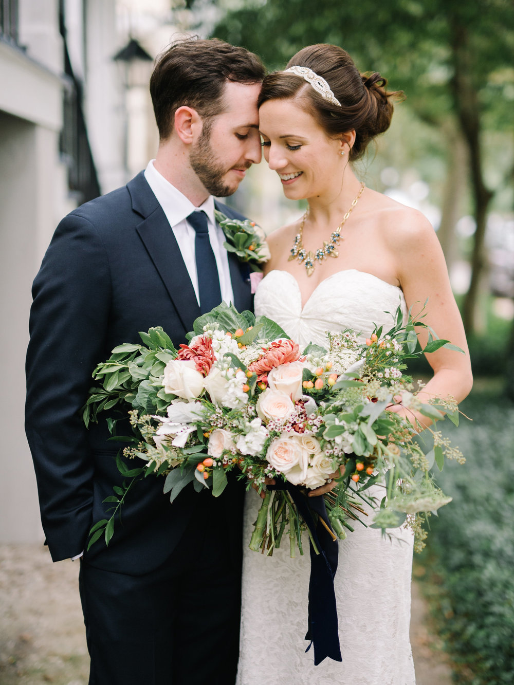 AMBER'S WOODLAND SAVANNAH WEDDING AT THE MORRIS CENTER