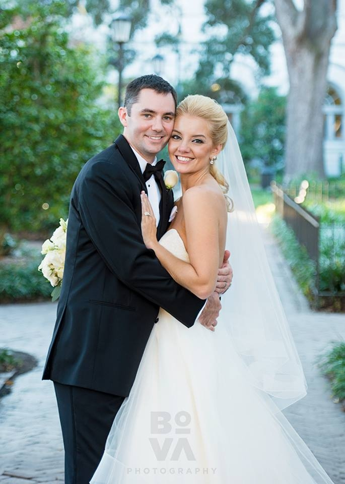ASHLEY'S CLASSIC TIMELESS SAVANNAH WEDDING