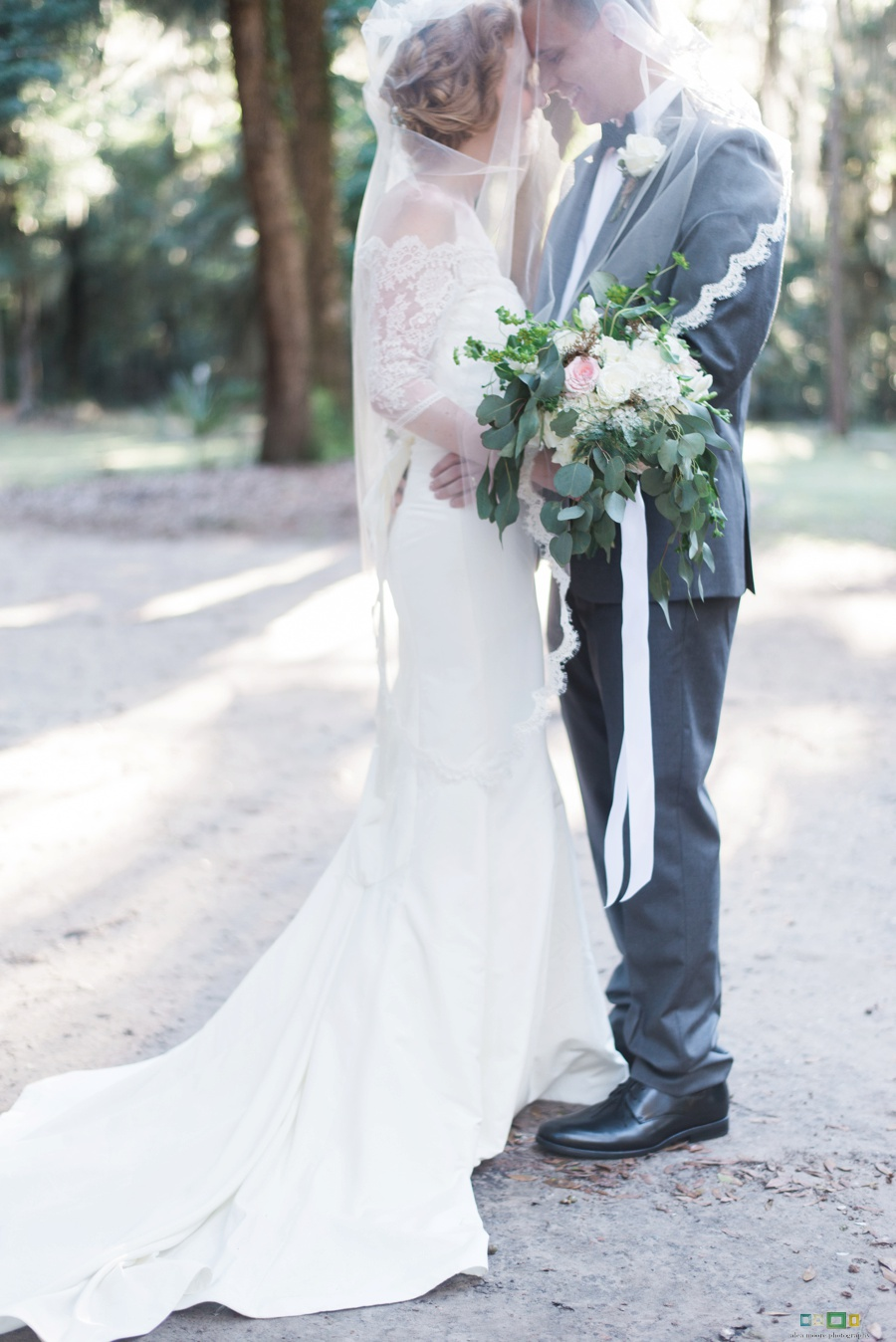 CANDACE'S DREAMY SOUTHERN WEDDING