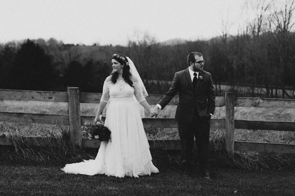 WHITLEY'S VIRGINIA COUNTRYSIDE WEDDING