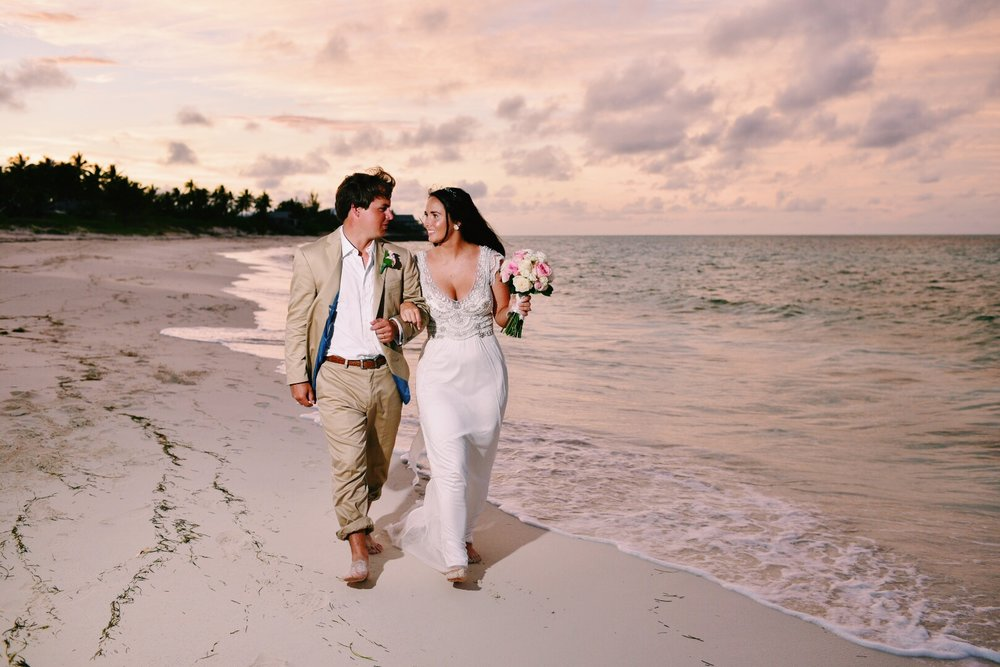 MOLLY'S CARIBBEAN SUNSET DESTINATION WEDDING