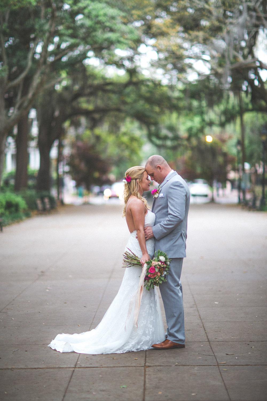 DANIELLE'S SEXY FORSYTH PARK WEDDING