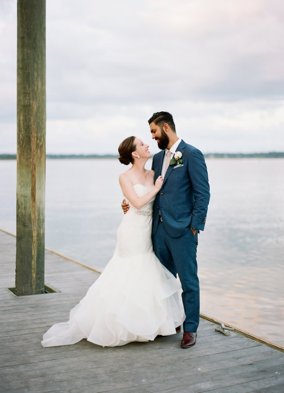 MARCIA'S CLASSIC PALMETTO BLUFF WEDDING