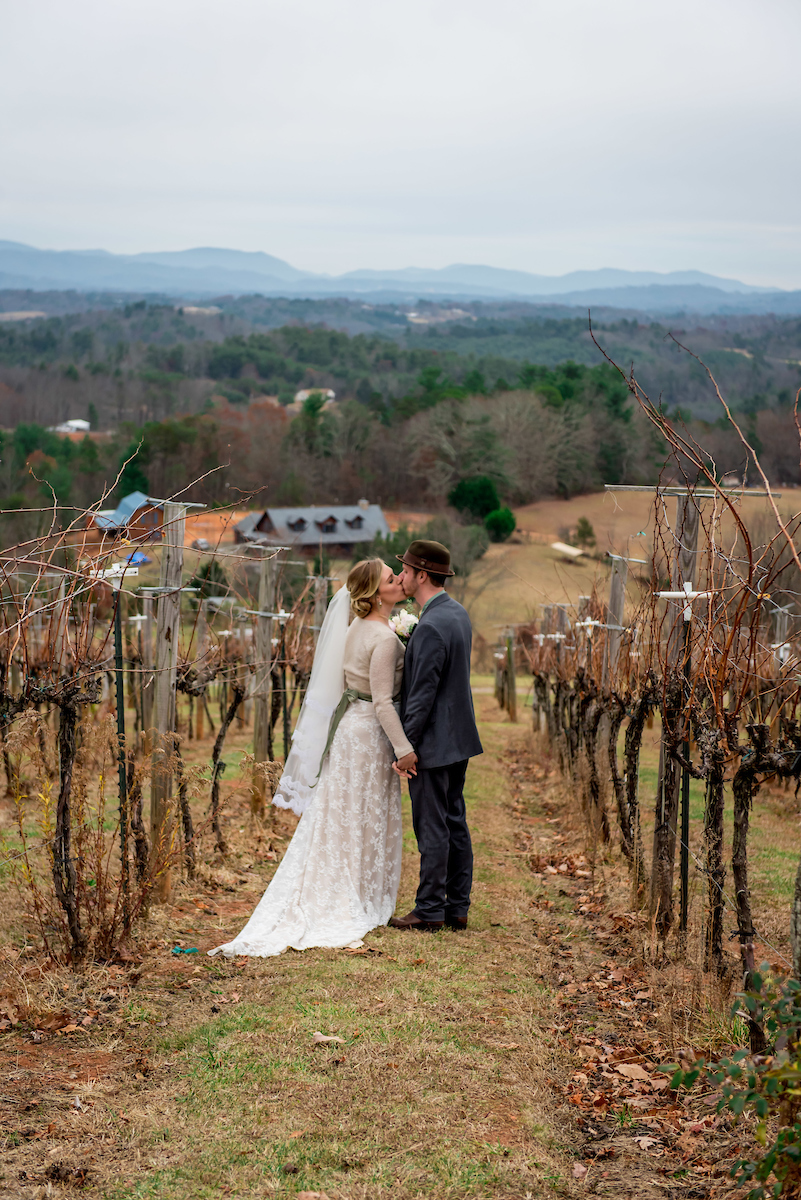 KATIE'S OUTDOOR ASHEVILLE MOUNTAIN WEDDING
