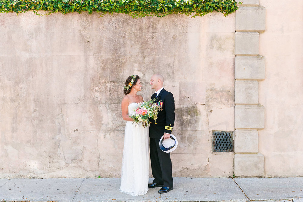 MARISA'S ADORABLE WEDDING AT THE HISTORIC RICE MILL