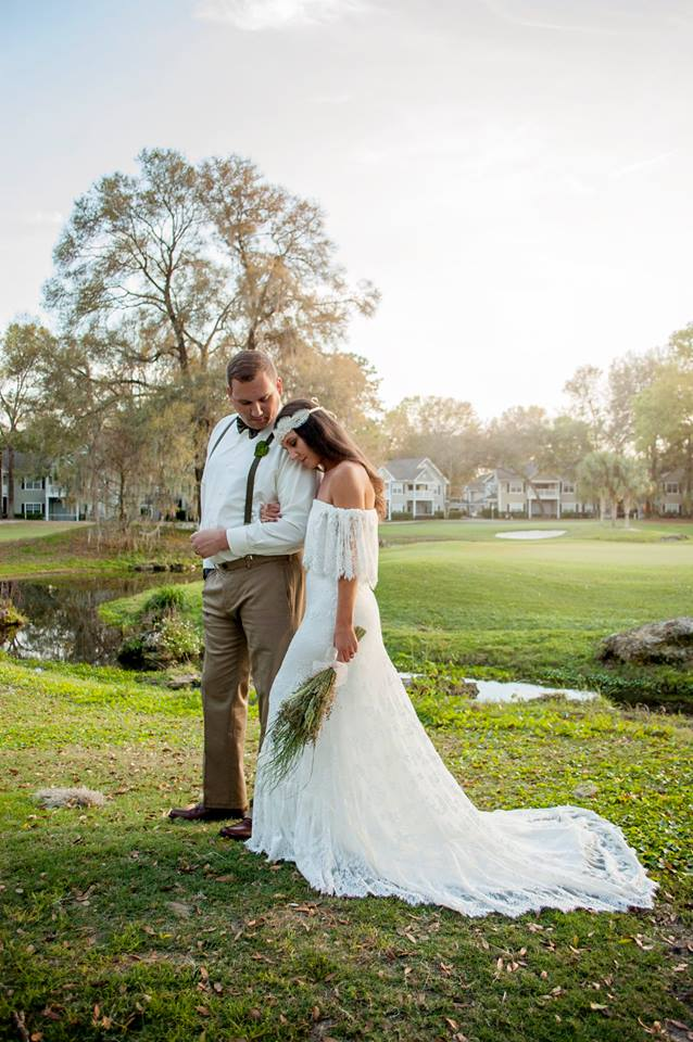 ASHLEY'S FABULOUS FLORIDA WEDDING