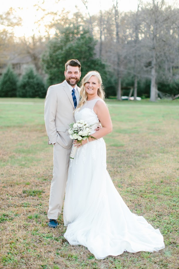 TORI'S LOVELY LAKESIDE WEDDING