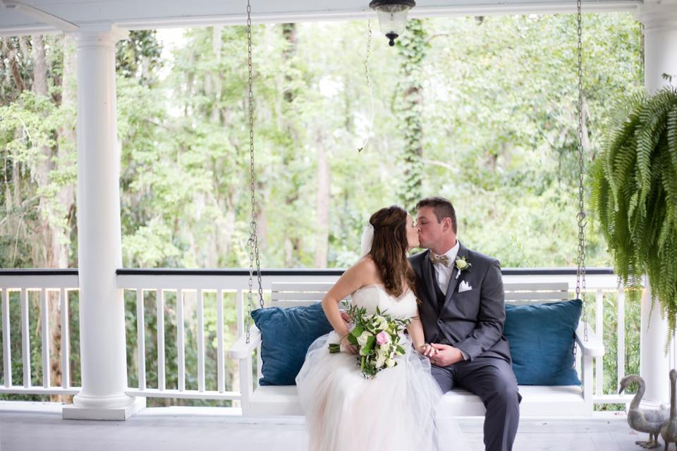 TORI'S CHARMING SOUTHERN PLANTATION WEDDING