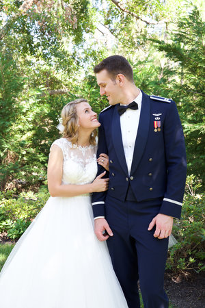 KATIE'S PRECIOUS SOUTHERN WEDDING