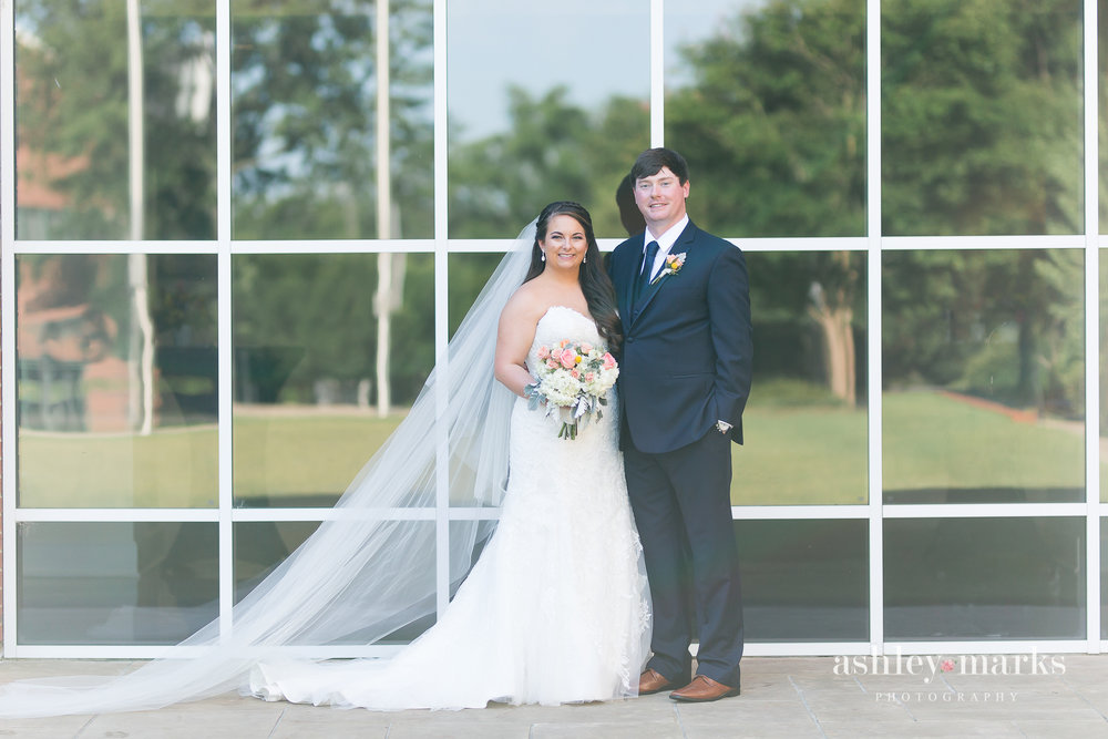 ASHLEIGH'S ADORABLE AUGUSTA WEDDING