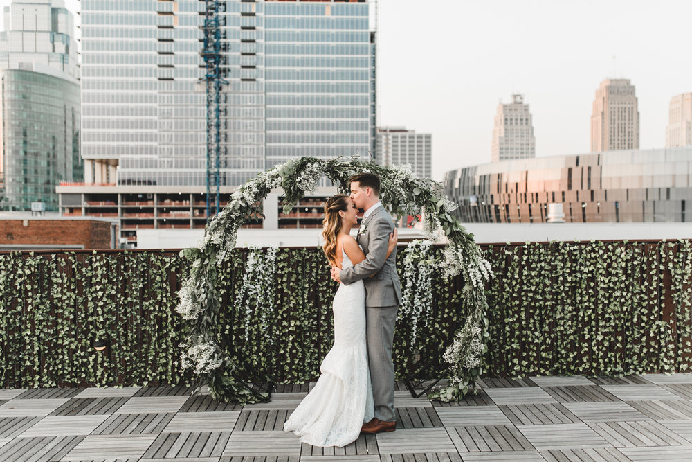 JESSICA'S EPIC KANSAS CITY CEREMONY