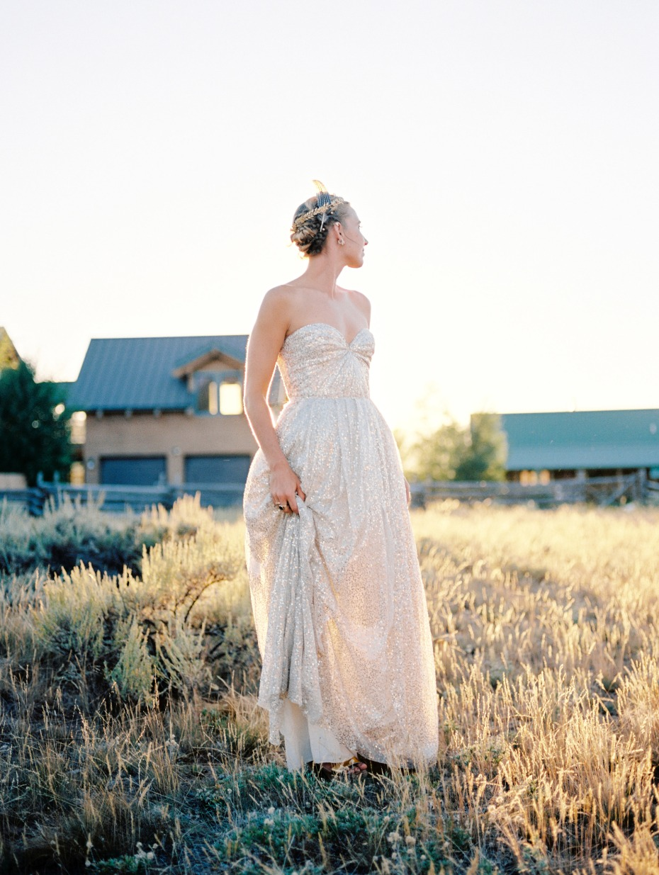 OLIVE'S UNTAMED IDAHO WEDDING