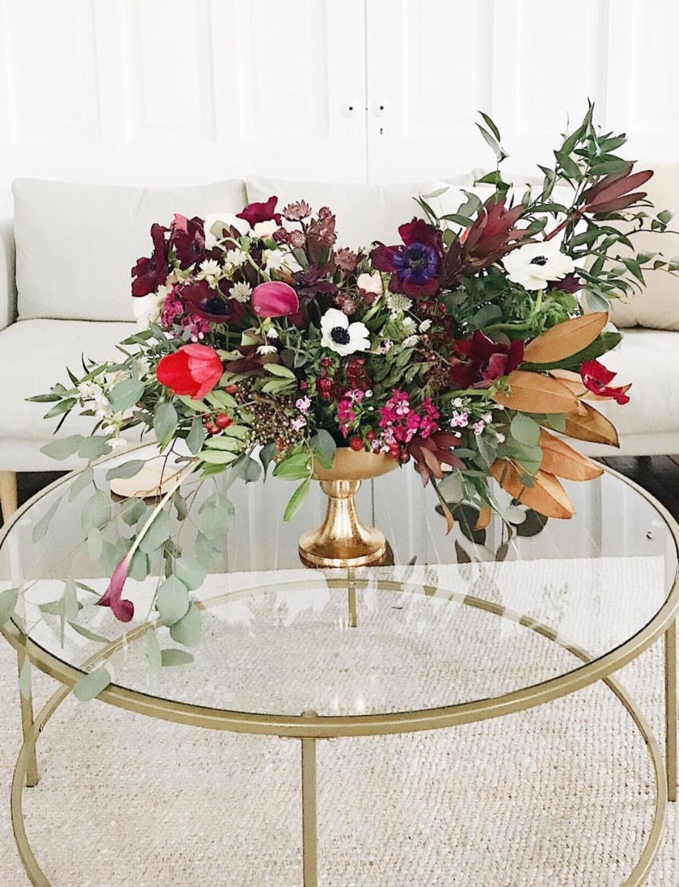 I&B Florals // Photography:  Kate Laraine Photography