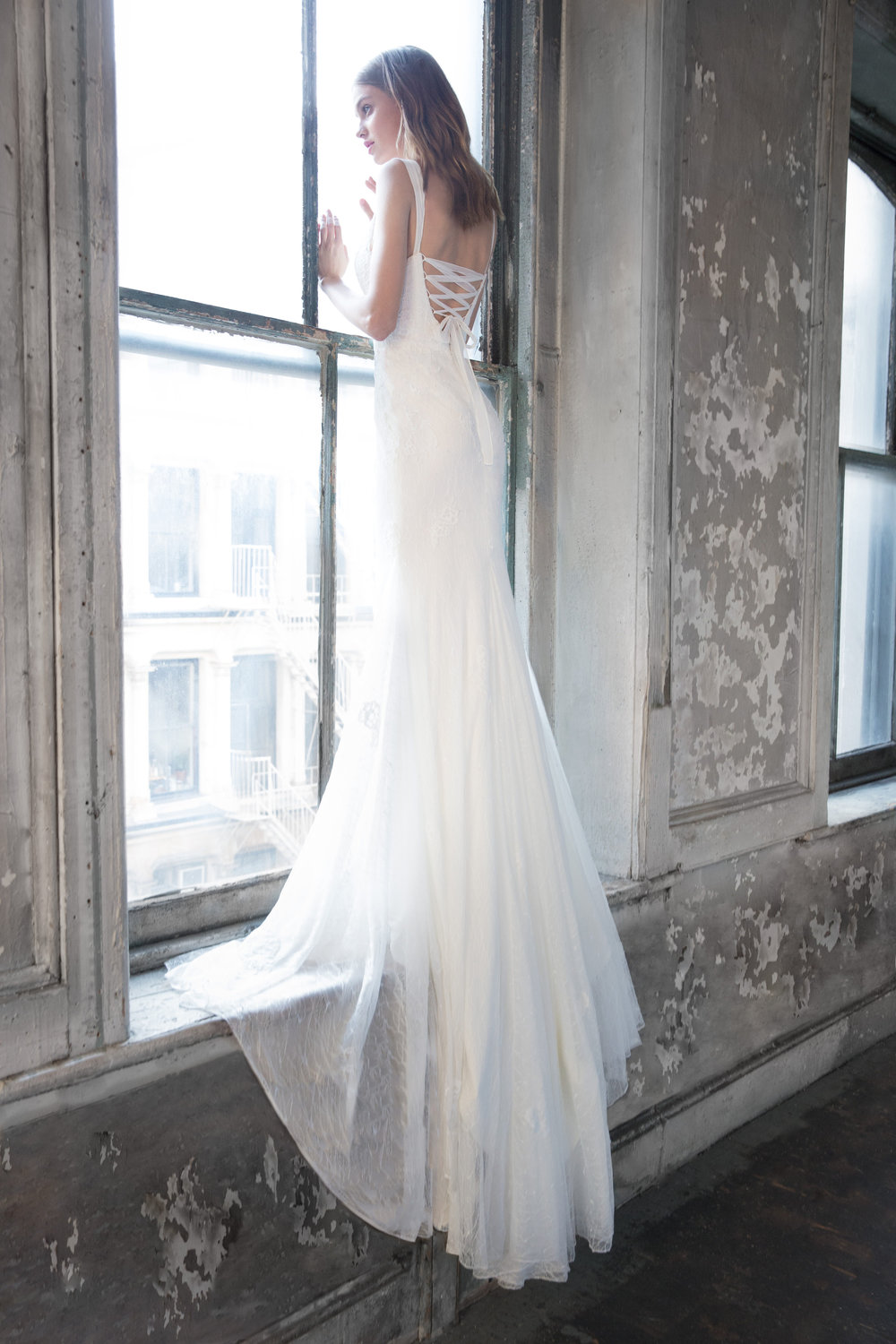 The Collection has a brand new designer and we are so excited to see the new designers take on the brand - we think all you romantic brides will love it!