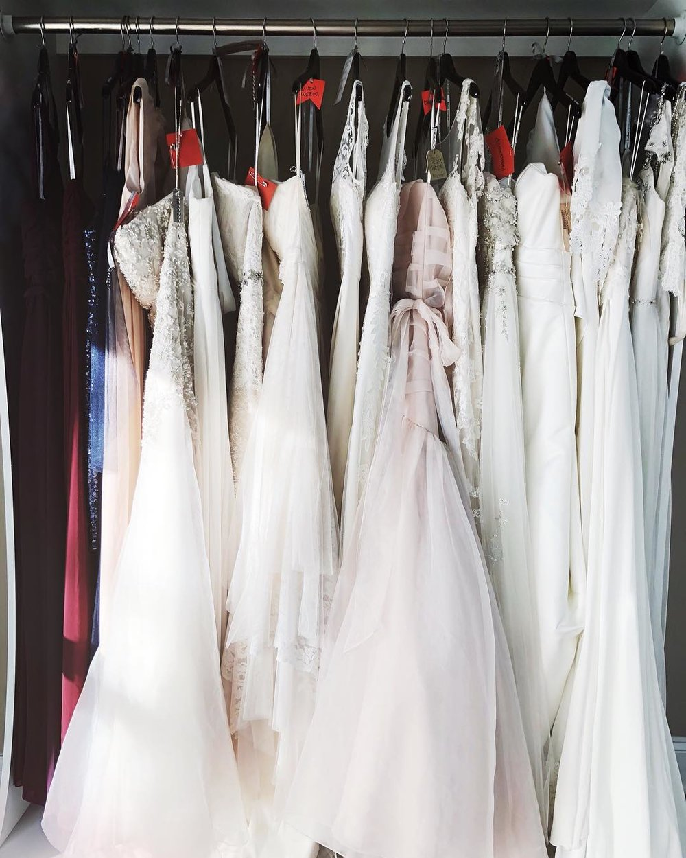 Budget Bridal: the Benefits of Buying Off-the-Rack! — Ivory & Beau -