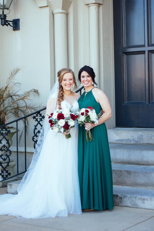 I&B Bride: Paige — Ivory & Beau -